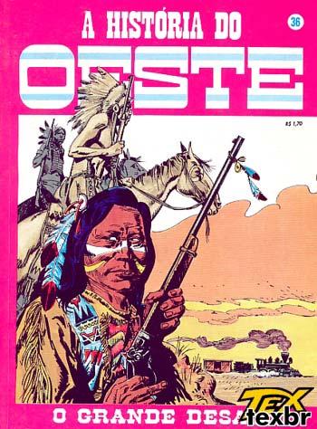 História do Oeste 36 - O Grande Desafio